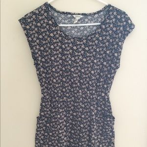 Floral Pocket Dress M